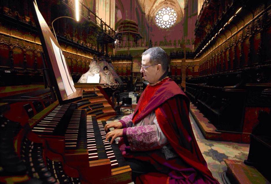 Obispo de D. Matías Prieto Espinosa