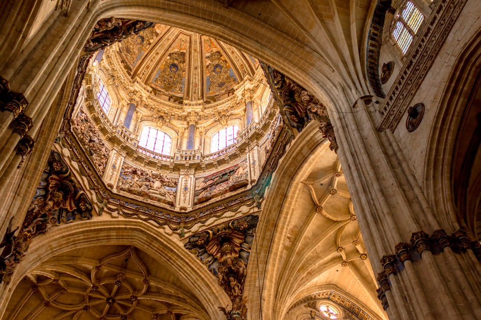 Interior Catedral Nueva