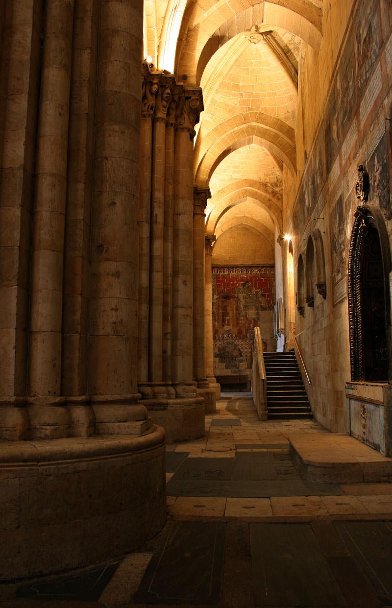 Catedral Viej de Salamanca