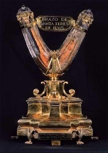 brazo de santa teresa